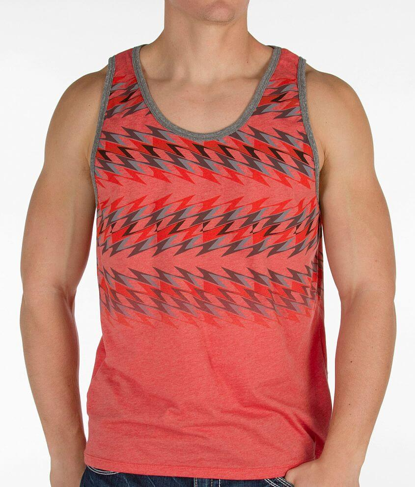 Threads 4 Thought Rad Lightening Tank Top front view