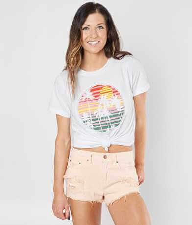 Modish Rebel Woke Up In Paradise T-Shirt