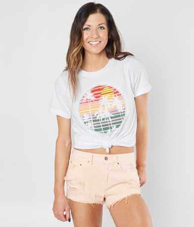 Modish Rebel Woke Up In Paradise T-Shirt