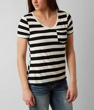 Rebellious. One Striped Top