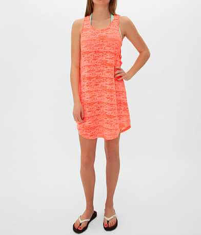 BKE resort Neon Swim Cover-Up