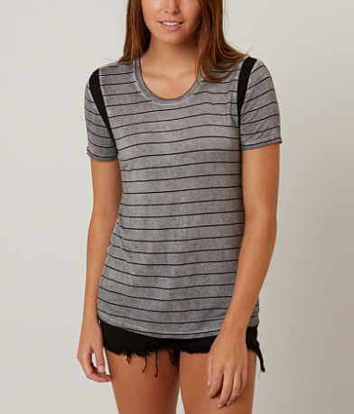 Modish Rebel Striped Top