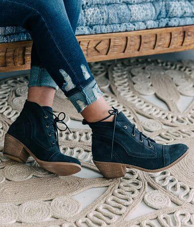 Mi.iM Faux Suede Ankle Boot