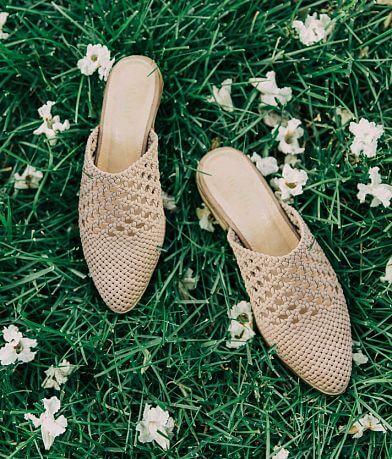 Mi.iM Weaved Mule Shoe