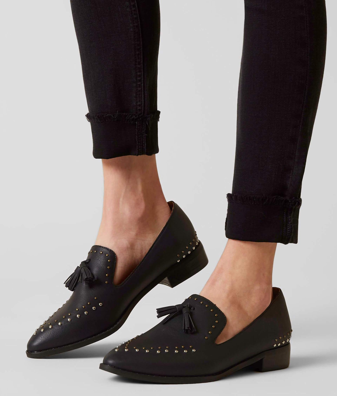 9cd8d7ff5a2 Mi.iM Adele Loafer Shoe - Women s Shoes in Black