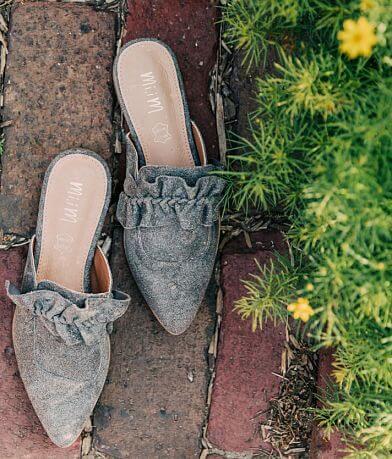 Mi.iM Rebecca Mule Shoe