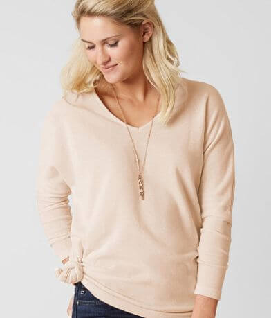 Daytrip V-Neck Sweatshirt