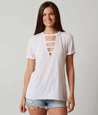 Daytrip Cut-Out T-Shirt