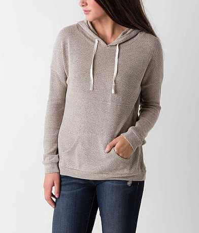 Miss Chievous Open Weave Sweatshirt