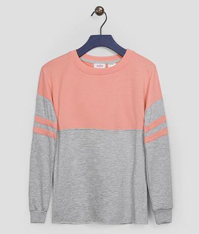Girls - Daytrip Color Block Pullover