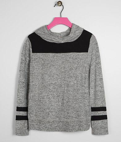 Girls - Daytrip Brushed Fleece Hoodie