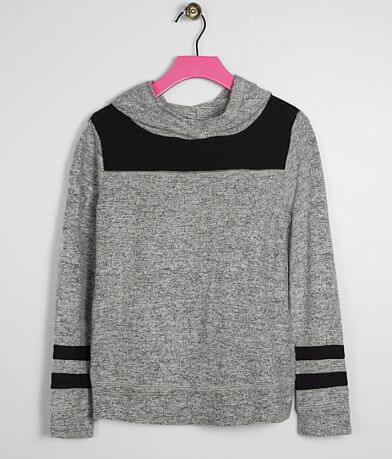 Girls - Daytrip Brushed Fleece Hoodie