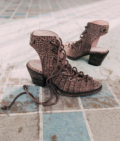 Miss Macie Goodness Gracious Leather Ankle Boot