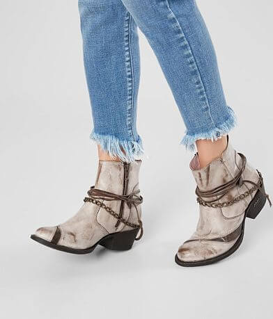 Miss Macie Desert Dancer Leather Ankle Boot