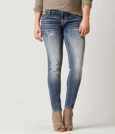 Miss Me Select Easy Ankle Skinny Stretch Jean