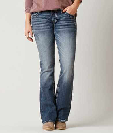 Miss Me Easy Boot Stretch Jean
