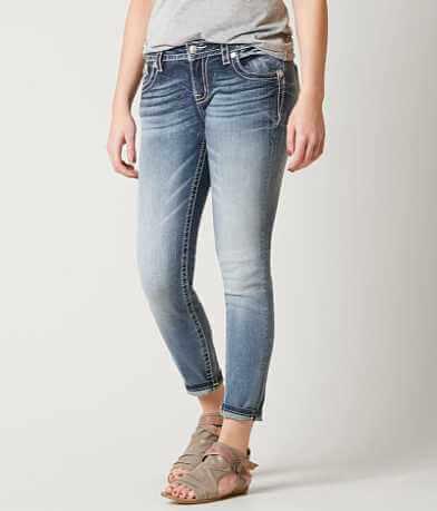 Miss Me Easy Ankle Skinny Jean