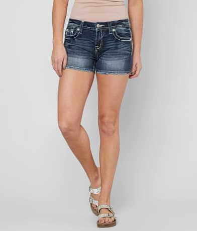 Miss Me Easy Stretch Short