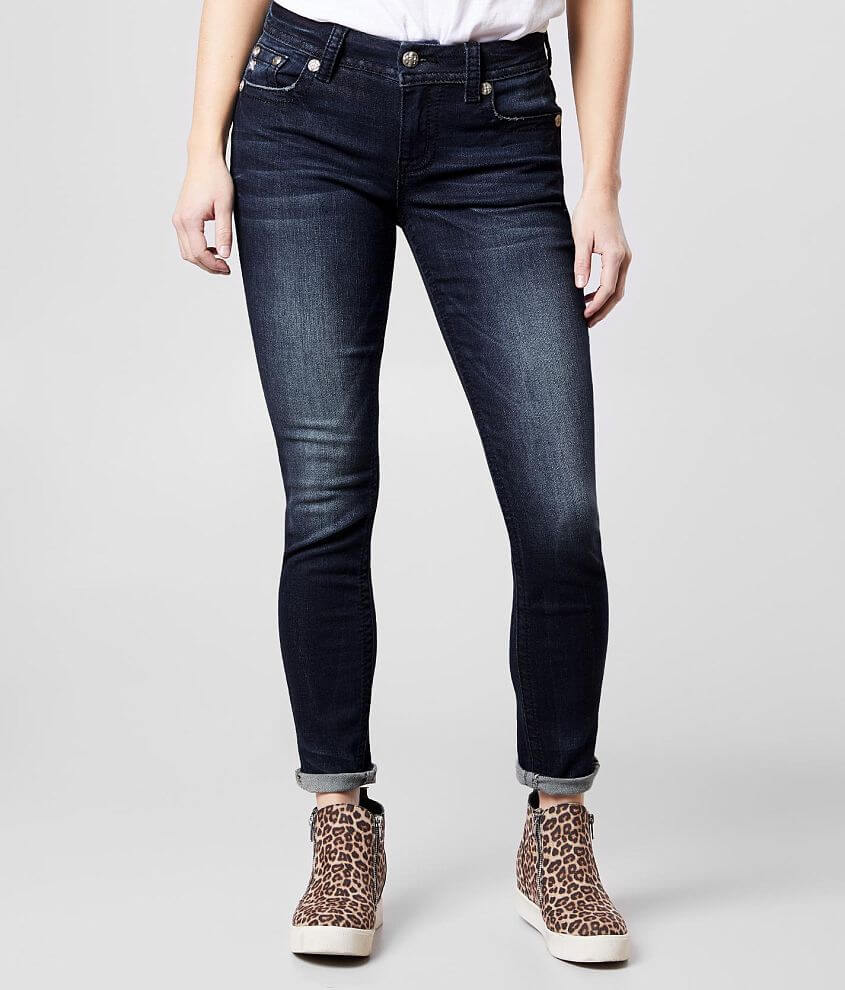Miss Me Mid-Rise Easy Skinny Stretch Jean front view