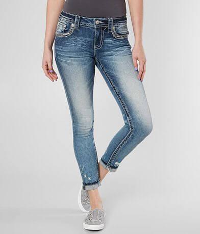 a84df6e57f3 Miss Me Standard Ankle Skinny Stretch Jean