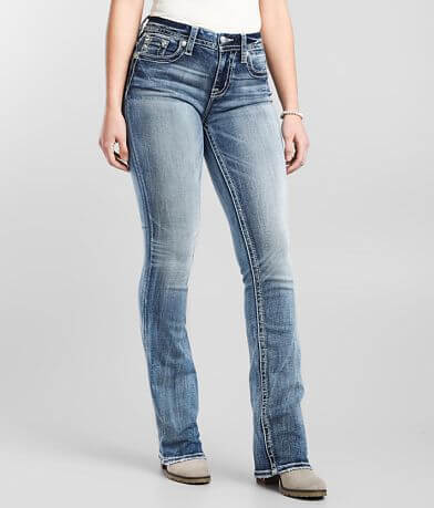 Miss Me Curvy Boot Stretch Jean