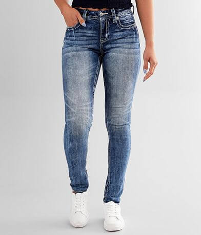 Miss Me Curvy Skinny Stretch Jean