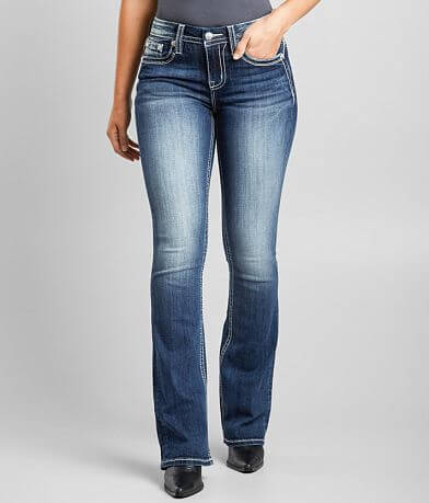 Miss Me Curvy Boot Stretch Jean