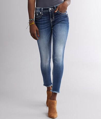 Miss Me Mid-Rise Ankle Skinny Jean