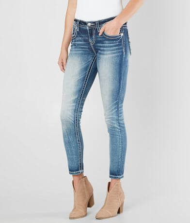 Miss Me Standard Ankle Skinny Stretch Jean