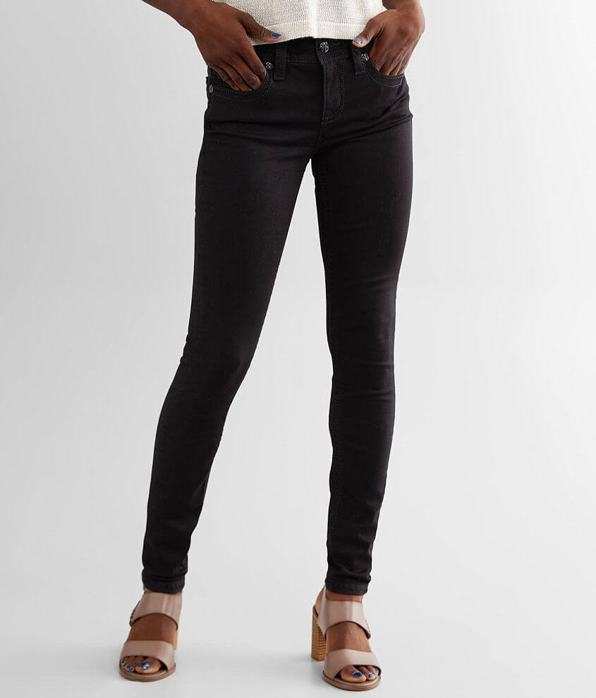 Miss Me Mid-Rise Skinny Stretch Jean front view