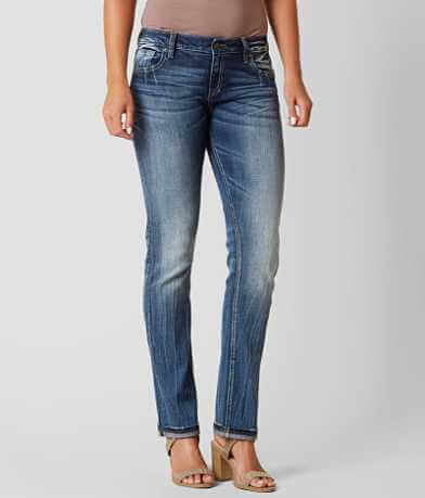 Miss Me Select Easy Straight Stretch Jean