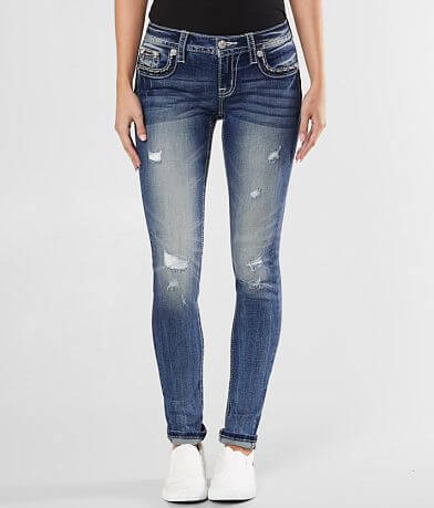 Miss Me Low Rise Skinny Stretch Jean