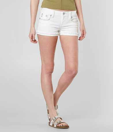 Miss Me Signature Stretch Cuffed Short