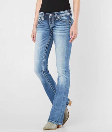 de35de346dd Miss Me Signature Boot Stretch Jean