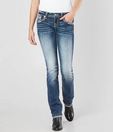 Miss Me Signature Straight Stretch Jean