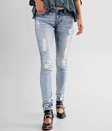 Miss Me Low Rise Skinny Stretch Jean