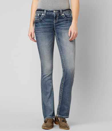 Miss Me Signature Slim Boot Stretch Jean