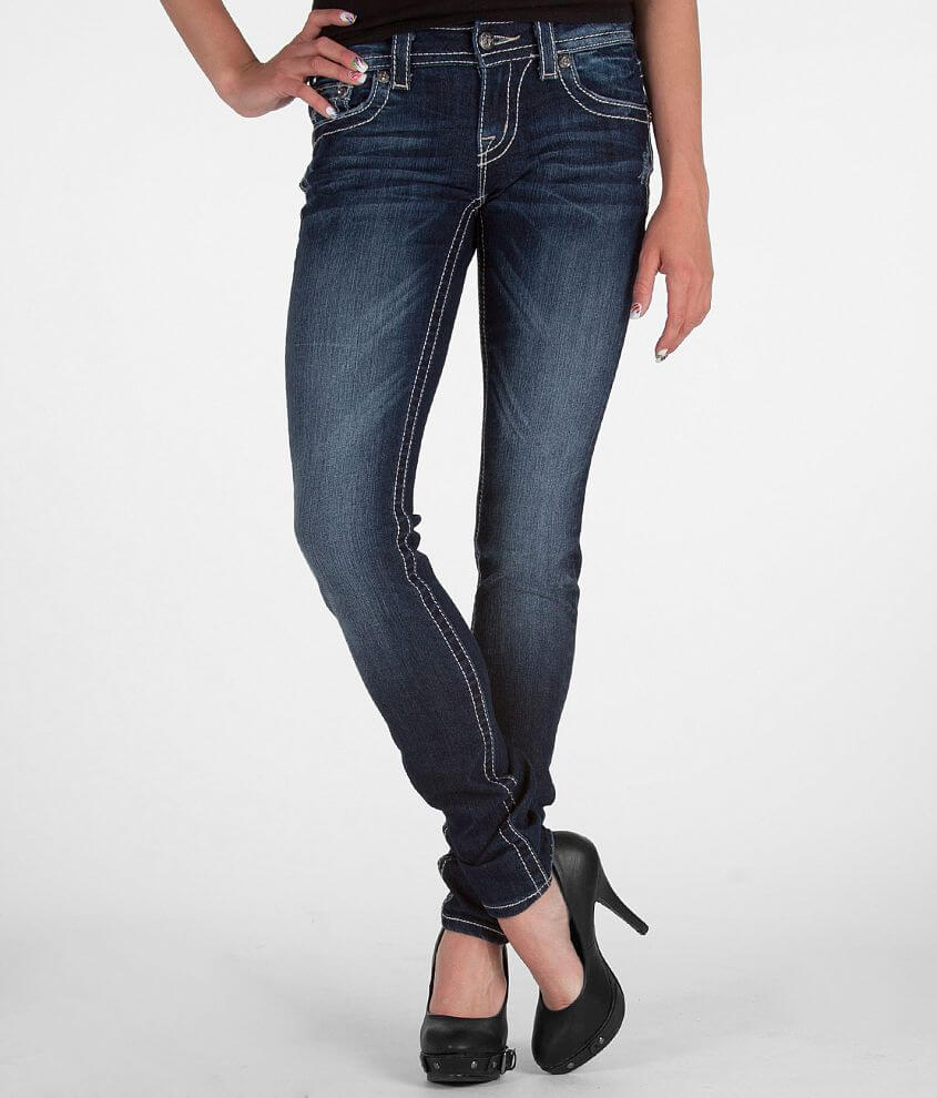 Miss Me Multi Skinny Stretch Jean front view