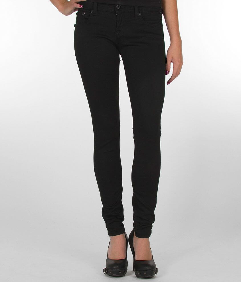 6c181fd98741f Miss Me Sequin Stretch Jegging - Women's Jeans in Black 01 | Buckle