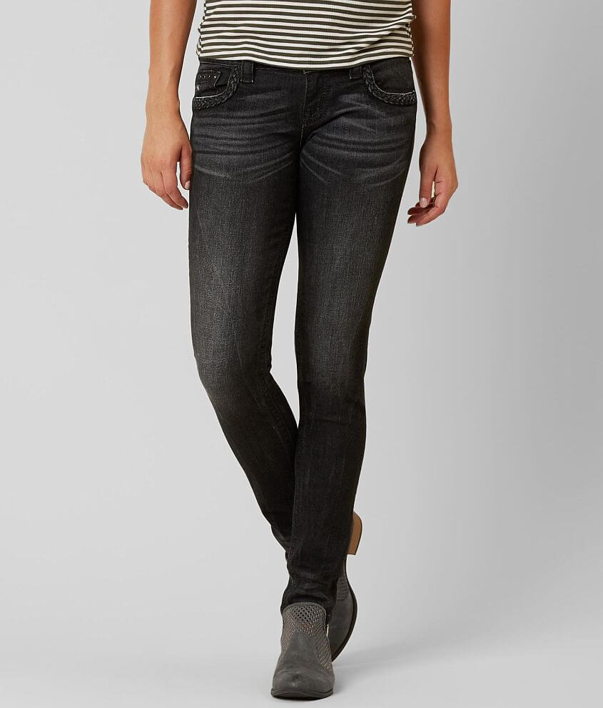 Miss Me Signature Skinny Stretch Jean front view