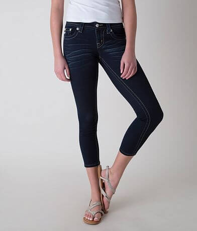 Miss Me Skinny Stretch Cropped Jean