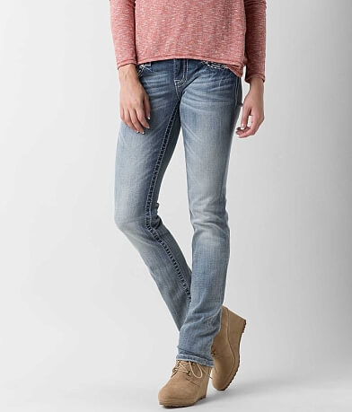 Miss Me Signature Straight Stretch Jean