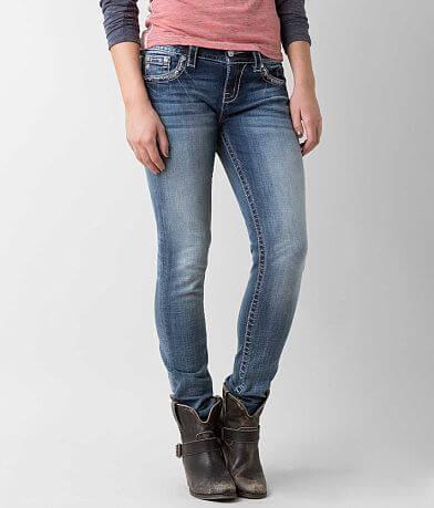 Miss Me Easy Skinny Stretch Jean