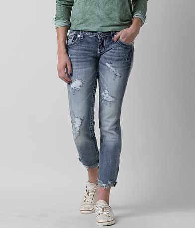 Miss Me Signature Skinny Stretch Cropped Jean