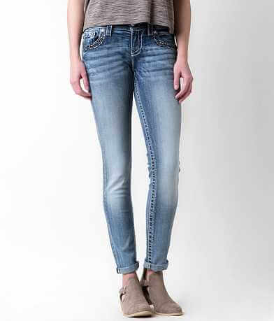 Miss Me Signature Ankle Skinny Stretch Jean