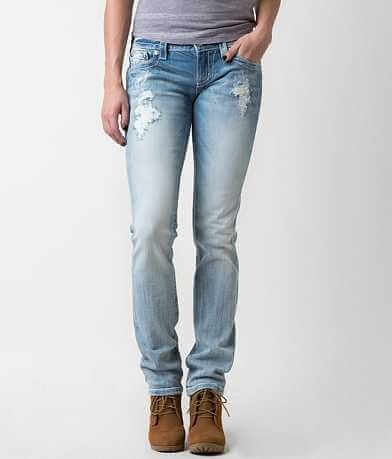 Miss Me Signatures Straight Stretch Jean