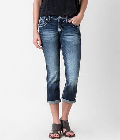 Miss Me Signature Stretch Cropped Jean