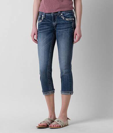 Miss Me Signature Skinny Stretch Cropped Jean
