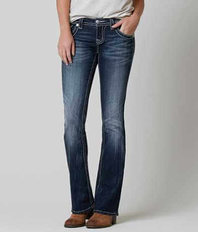 Miss Me Signature Boot Stretch Jean