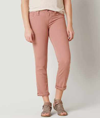 Miss Me Select Easy Stretch Cropped Jean